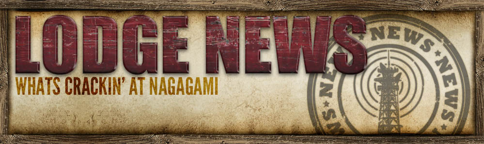 Lodge News Nagagami Lodge Banner